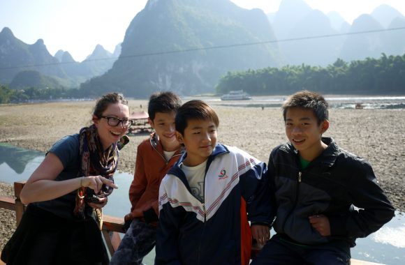 Blog: China & Hong Kong  2011 > Six months living out of a small backpack…