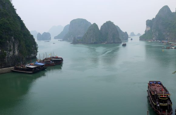 Blog: Vietnam Pt. 2 2011 > Six months living out of a small backpack…